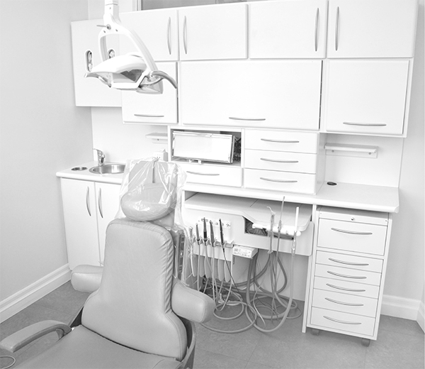 Andre Lebed Dentistry's office